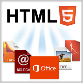 HTML5 Viewer | eViewer HTML5 | MS Technology